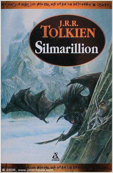 El Silmarillion, J R R Tolkien. HAY QUE LEERLO ES EL INICIO DE TODA LA HISTORIA DESDE EL HOBBIT HASTA EL SEÑOR DE LOS ANILLOS MAGNIFICA E INTENSA