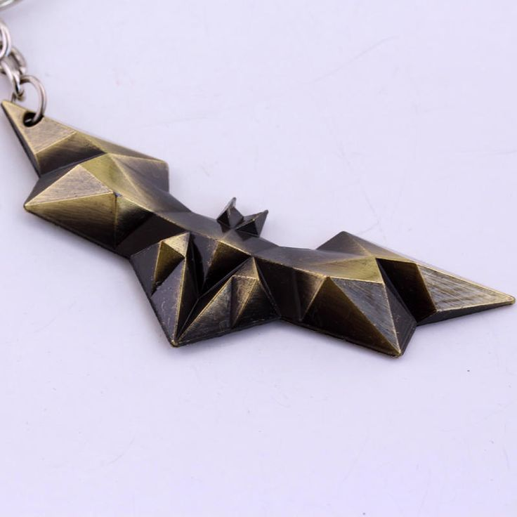 Batman Metal Key Chains - free shipping worldwide