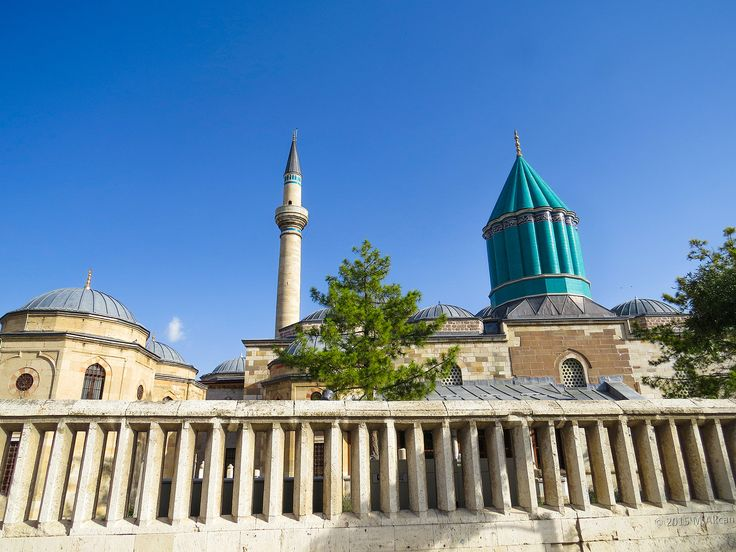 https://flic.kr/p/QYDcMe | Mevlana. Konya | 20150912.085438.IMG_0802