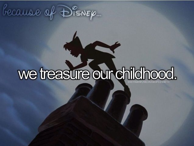 #becauseofdisney