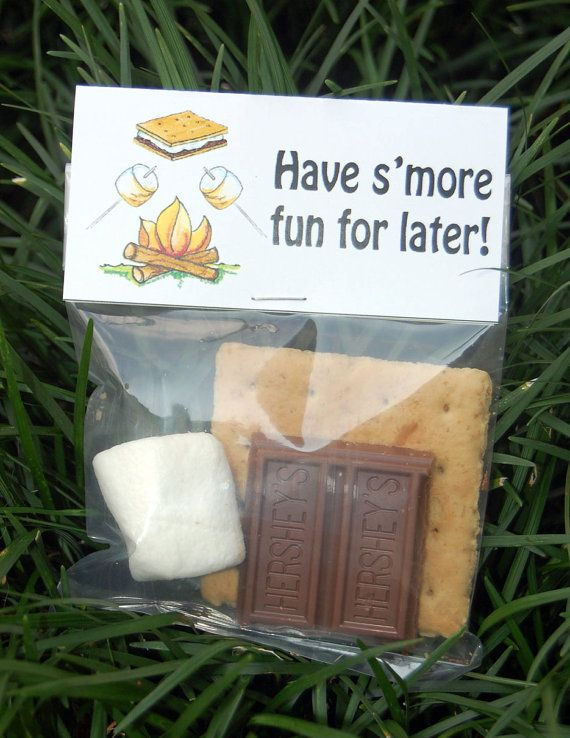 17 Best images about Smores Bag Toppers on Pinterest ...