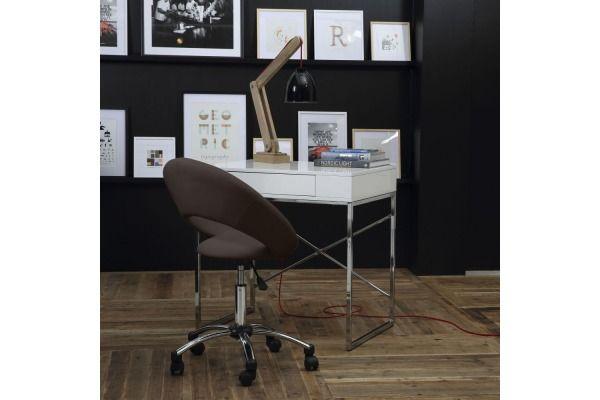 Fotel Biurowy Ringo Brown