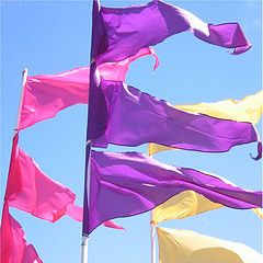 The Other Andrew: Festival Flags #2