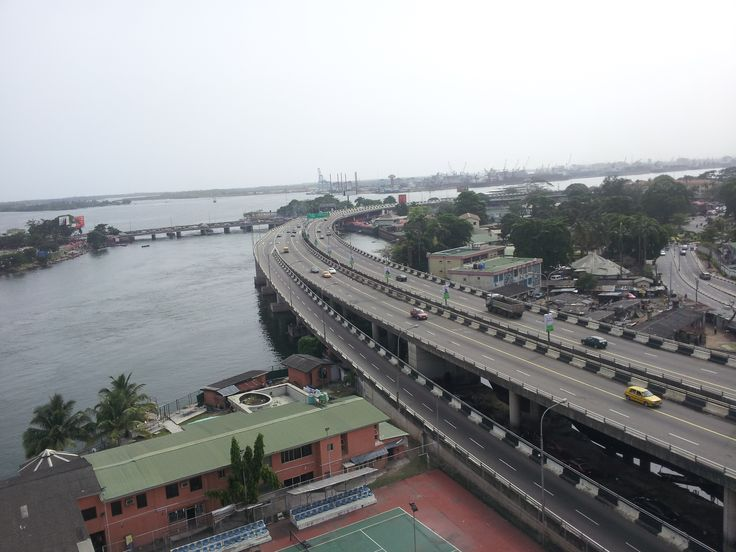 Ikoyi bridge. Lagos,Nigeria!