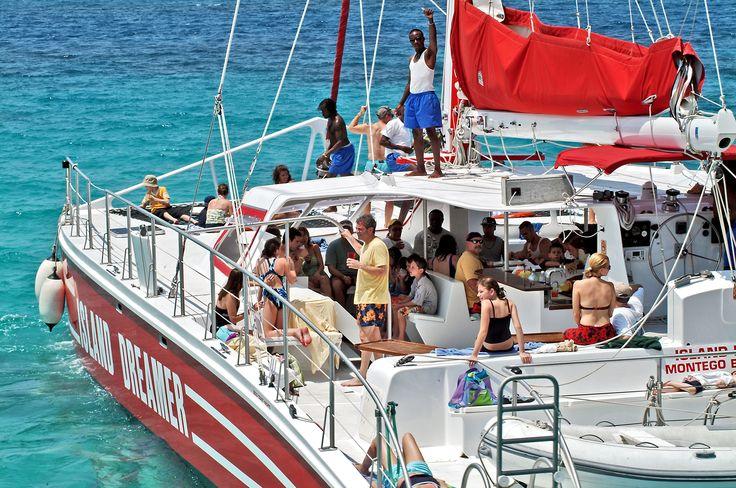 Our Tours - Dreamer Catamaran Cruises