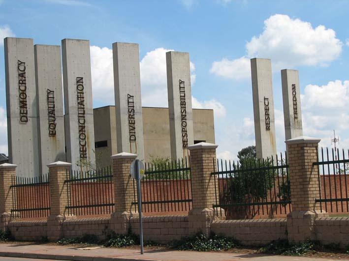 apartheid museum, Johannesburg  http://www.carltonleisure.com/travel/flights/south-africa/johannesburg/