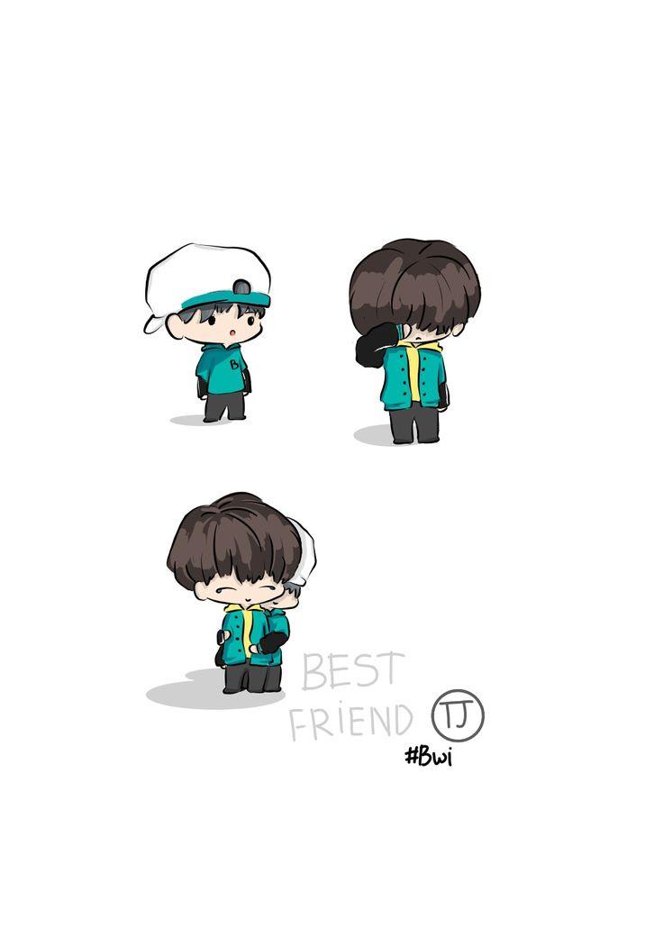 Best friend -TaeJi- Follow me on Twitter: @mialarmy Facebook: Bangtan Daily or Mini Vuy