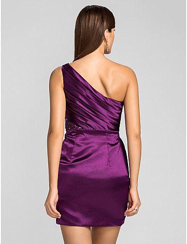 TS Couture® Cocktail Party / Wedding Party Dress - Short Plus Size / Petite…