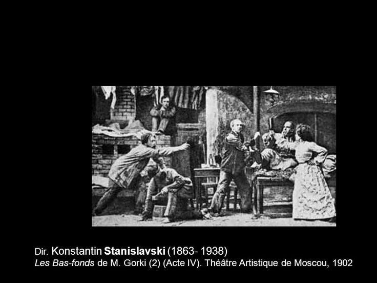"""Résultat de recherche d'images pour """"le naturalisme de stanislawski"""""""