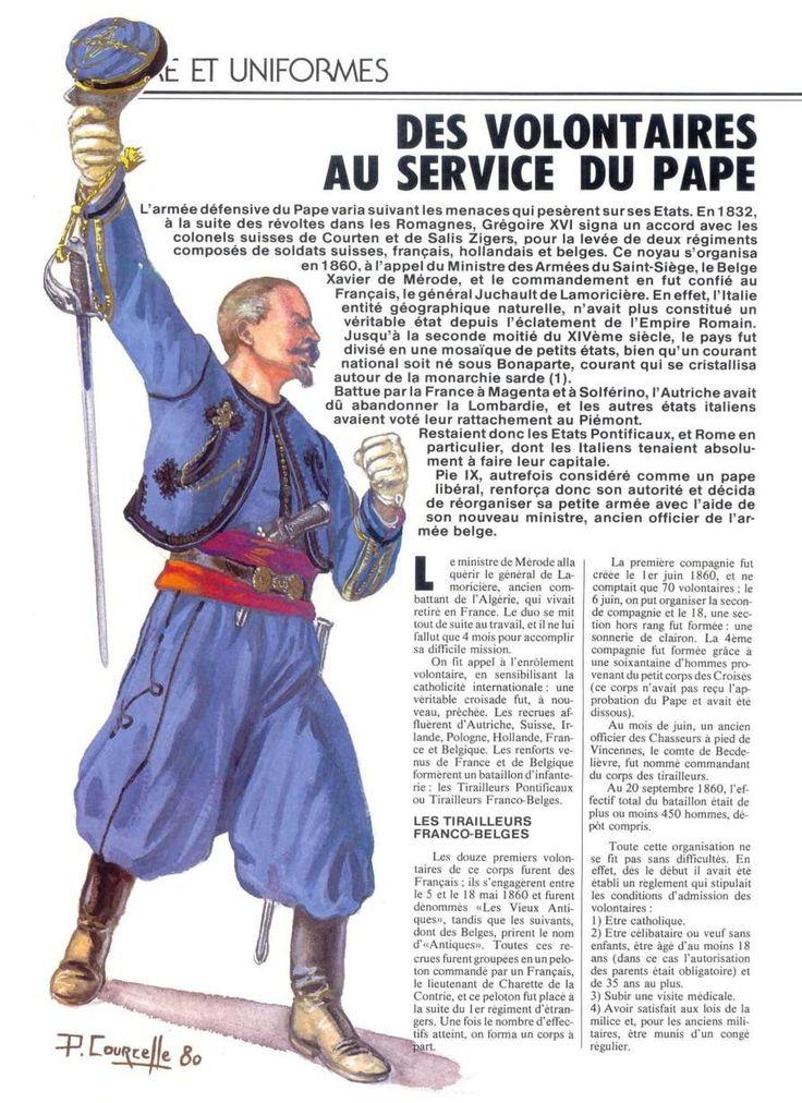 Zouave pontificaux