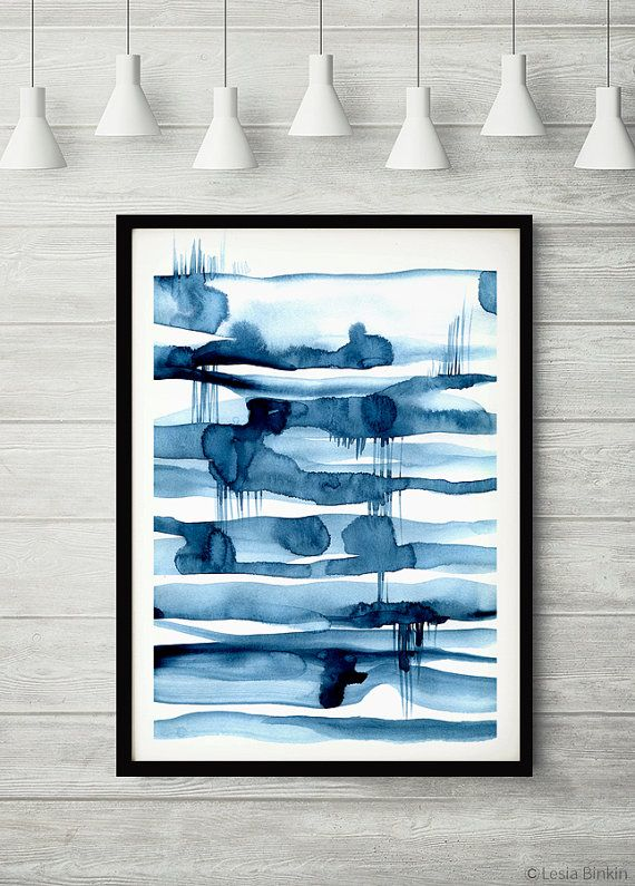 25 best ideas about modern abstract art on pinterest for Diy watercolor abstract art