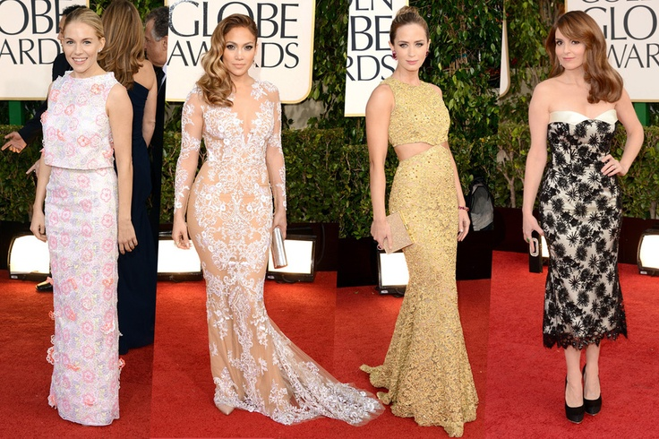 #Lace #GoldenGlobes