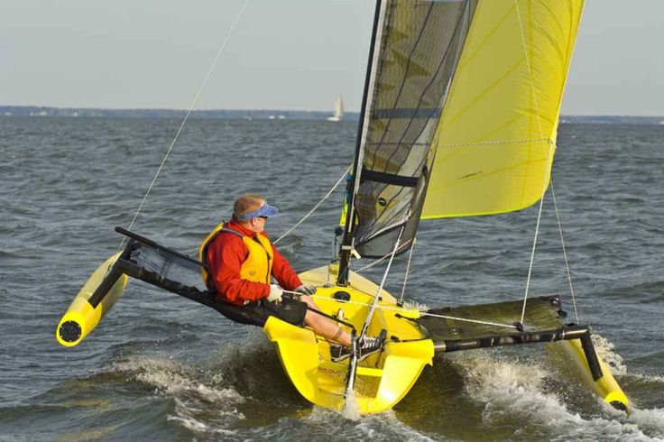 40 of the Best Catamarans and Trimarans. Ever. | More ...