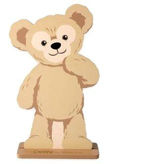 [Tokyo Disney Resort 30th Anniversary] Duffy Wood board The Happiness Year [DisneySea-limited] Duffy DUFFY sherry May Disney (japan import): Amazon.fr: Jeux et Jouets