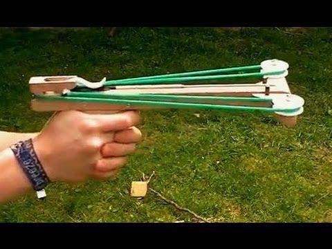 Slingshot Crossbow Pistol
