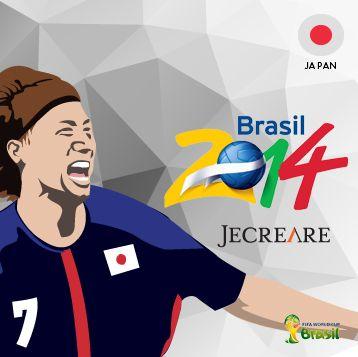 #worldcup #brazil #fifa #football #fifa2014 #brazil2014 #soccer #brasil2014 #france #fifaworldcup #Jecreare #Worldcupjecreare #Countingdown#excited #Worldcup2014 #championsleague #FIFA #legit #winning #football #brazil #goalmachine #Jecreareforworldcup #Jecreare #laliga #worldcup #jakarta #soccerheroes #soccerfans #worldcupforlife #instafootball #instaworldcup #worldcup2014 #footballplayers #webgram #instacool #instagoal #instalife #samba #japan