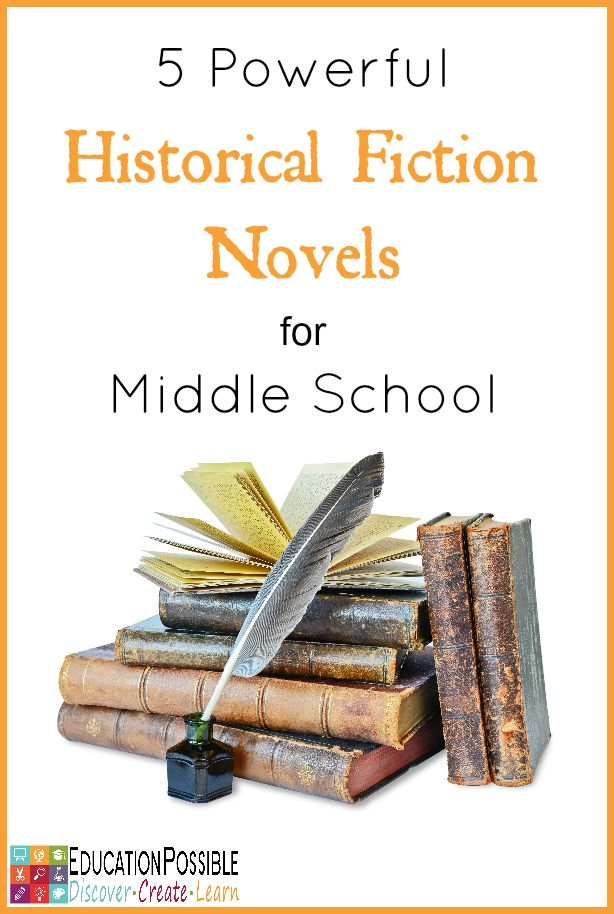 Historical fiction uses stories to introduce readers to the past, making it easy to imagine what it was like living years ago. While reading these books, older kids will meet famous historical figures and discover what challenges people faced during earlier time periods.