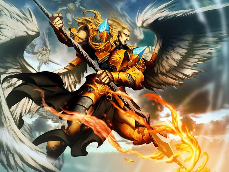 68 best Angel warriors images on Pinterest | Warrior angel ...