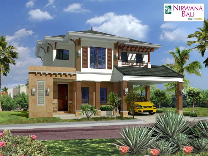 Relax and unwind in the comfort of your home. Sanur house model features 3 bedroom, 3 t&b, powder room and maid's room with t&b. Located in a relaxing tropical community of Nirwana Bali, South Forbes. Just 15 minutes away from Tagaytay.  For more details, CLICK >> http://goo.gl/wJwdM4  #SouthForbes #NirwanaBali #Realestate #FloodFree #Tagaytay #Cavite #Laguna