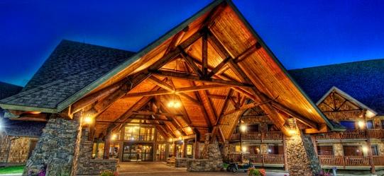 Destination Weddings Canada - Elk Ridge Resort in Waskesiu Lake Saskatchewan Canada