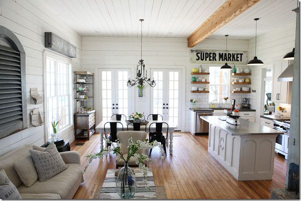 Shiplap - Designed by Joanna Gaines