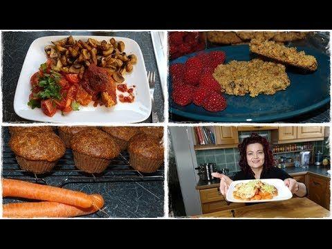Jadłospis na 7 dni bez glutenu i bez nabiału 1900-2000 kcal