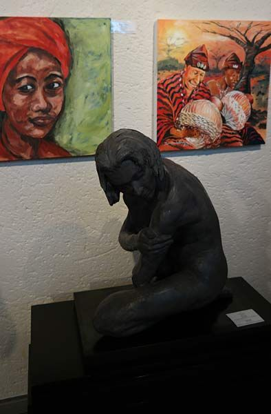 Andre Prinsloo | Association of Arts Pretoria Members Exhibition 2015 | www.art.co.za/andreprinsloo.html