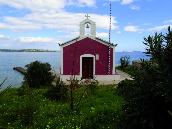 Chapel in Spetses