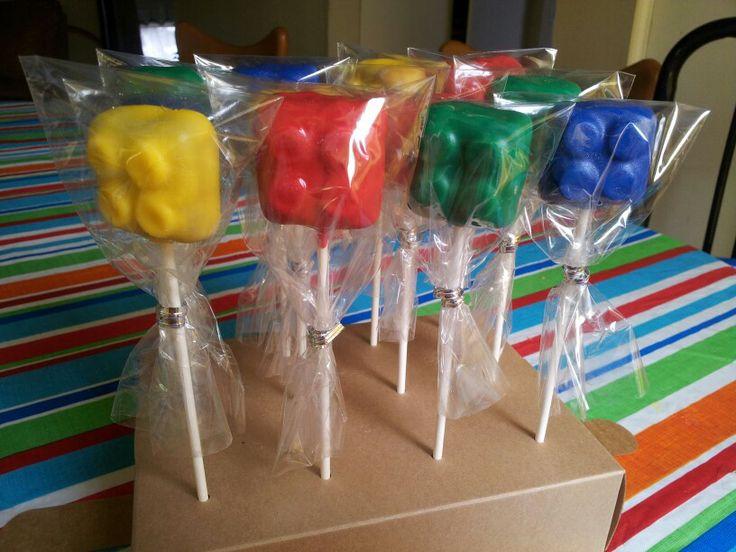 Emmet Cake Pops