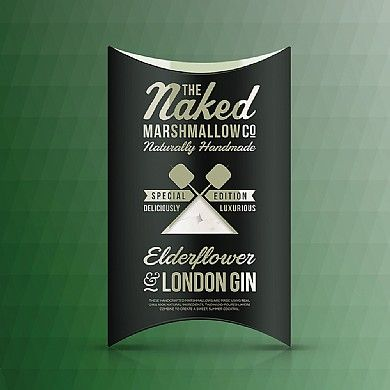 PFM Boozy Marshmallows - Elderflower & London Gin