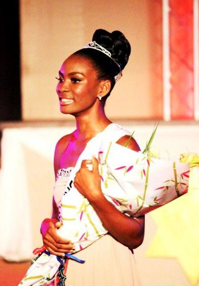 Miss Guinea Ecuatorial 2013