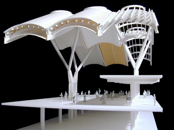 Aeropuerto de Madrid Barajas. Richard Rogers