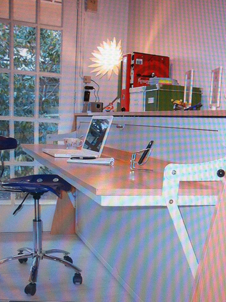 cama escritorio // bed-desktop www.mospace.cl