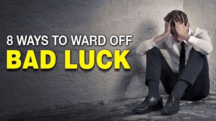 8 Ways To Ward Off Bad Luck