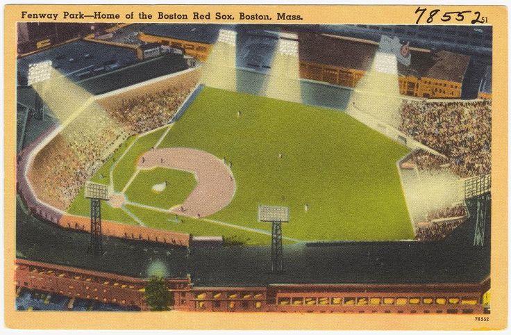 Best 24 Vintage Boston images on Pinterest | Boston massachusetts ...