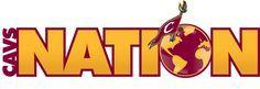 Cleveland Cavaliers Cavs Nation Logo