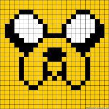 Картинки по запросу пиксель арт схемы время приключений