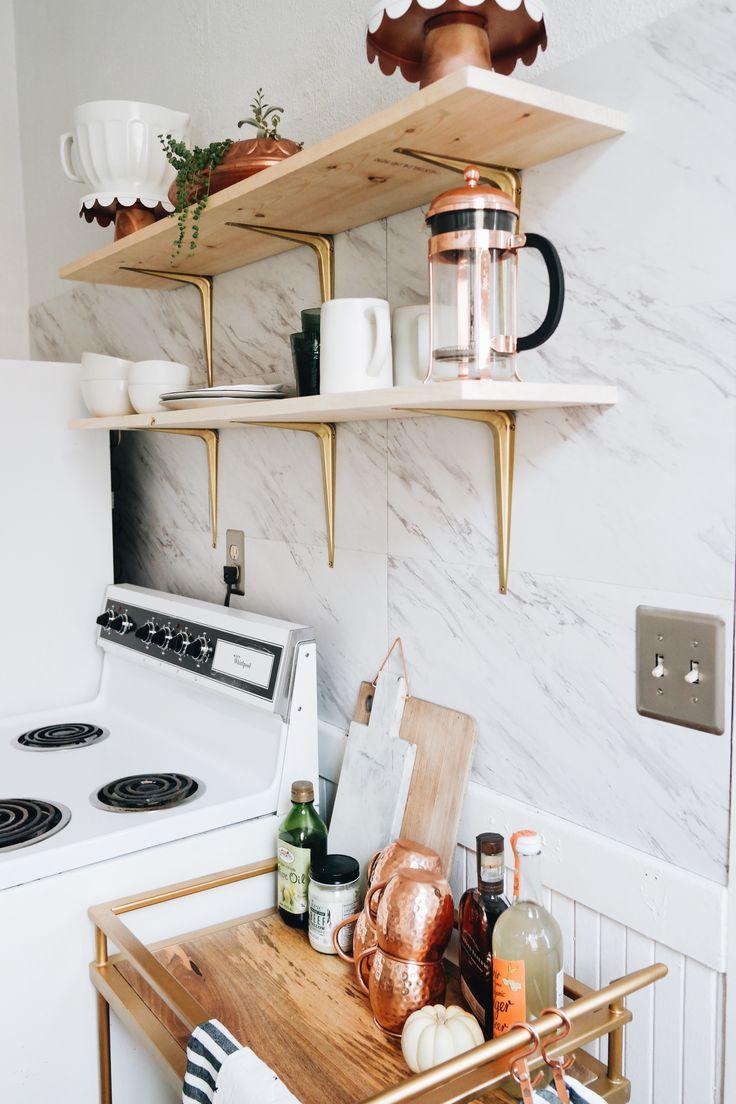 The 25+ best Rental kitchen ideas on Pinterest | Small apartment ...
