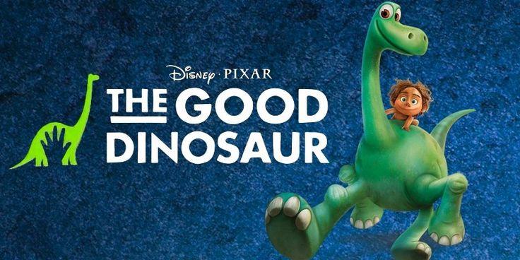 O Bom Dinossauro Trecho e Trailer do Asteróide : Filme Trailer