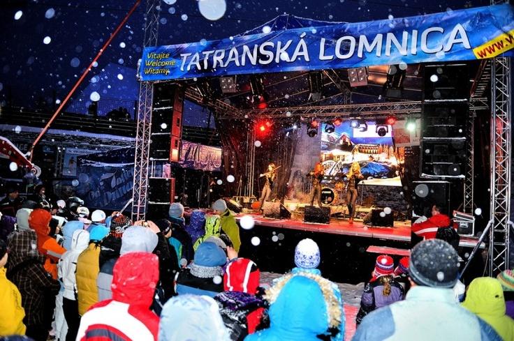 G-strinx, Tatranská Lomnica