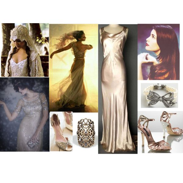 moon dance by vesna on Polyvore featuring Ben-Amun, Full Tilt and Ralph Lauren Collection
