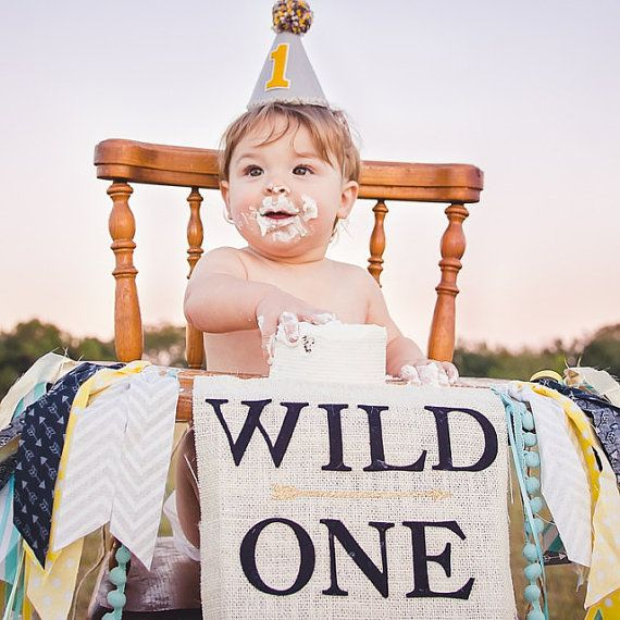 Hey, I found this really awesome Etsy listing at https://www.etsy.com/listing/252941618/wild-one-birthday-highchair-banner-aztec