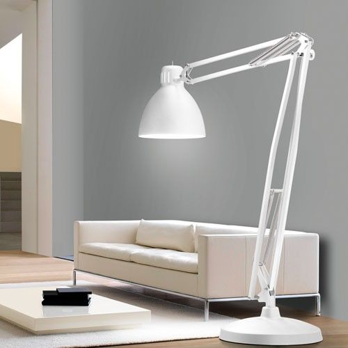 Based on the JJ table lamp, originally designed by Jac Jacobsen in 1937, but now in a much grander scale. http://www.ylighting.com/itre-the-great-jj-lamp.html