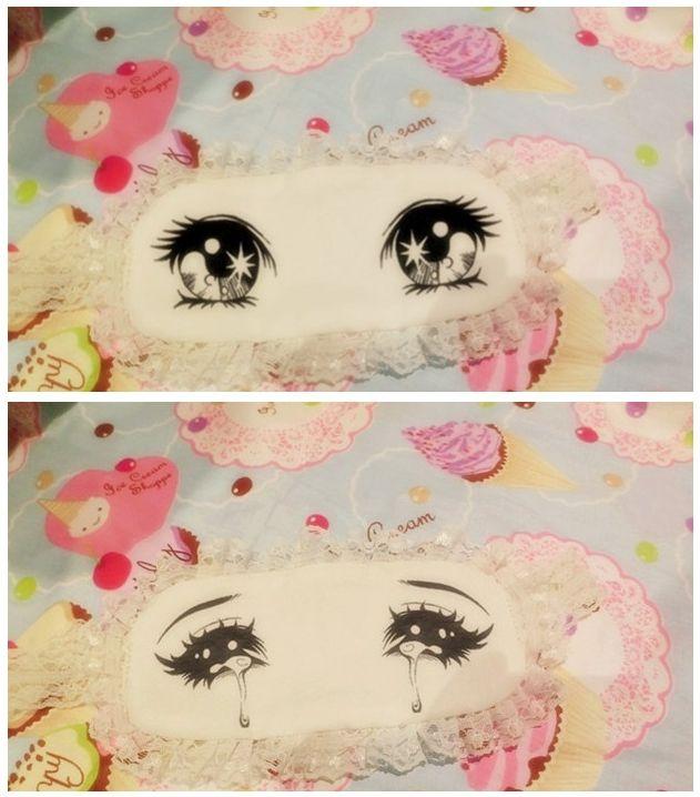 Anime Sleep Mask July 2017