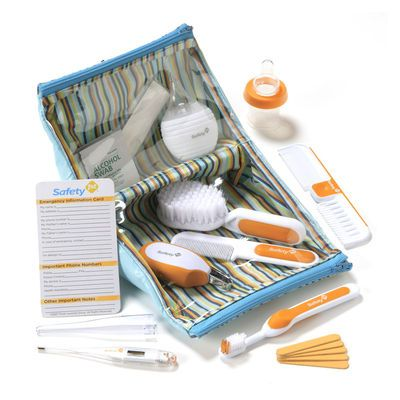 Safety 1st Deluxe Healthcare and Grooming Kit, Baby Health | giggle
