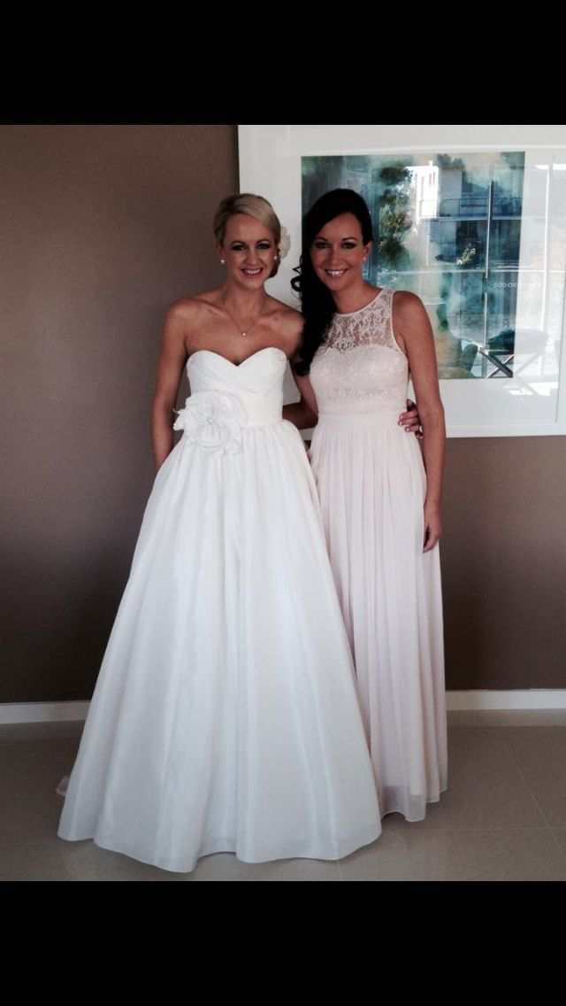 Bestie's make your wedding day less stressful!