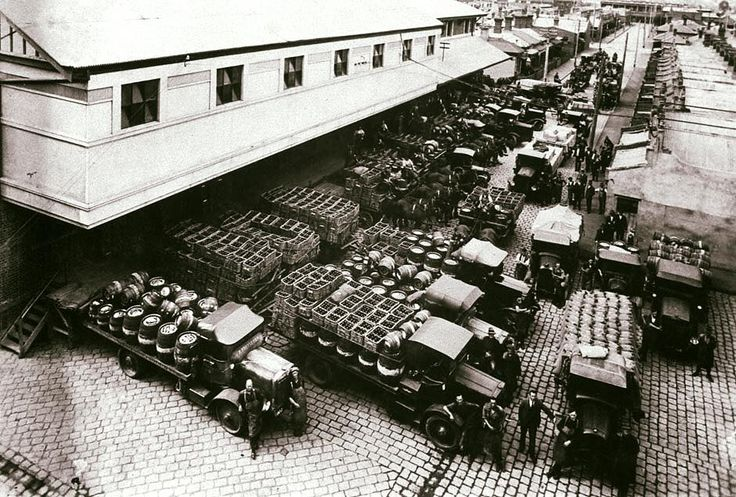 Abbotsford Brewery 1930's