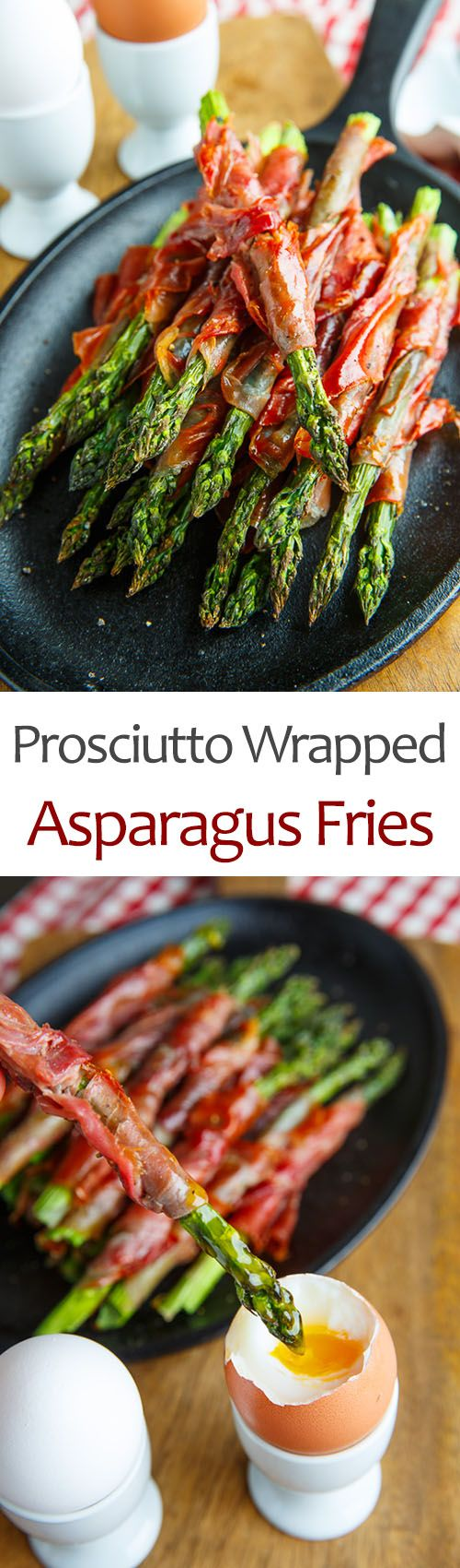 1000+ ideas about Prosciutto Wrapped Asparagus on ...
