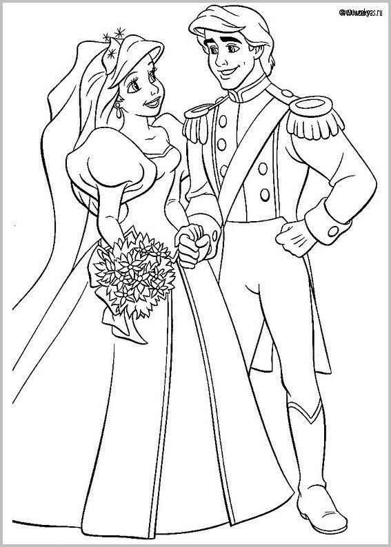 Pin Von Renata Auf Disney Coloring Pages Ausmalbilder Arielle Disney Prinzessin Malvorlagen Malvorlage Prinzessin