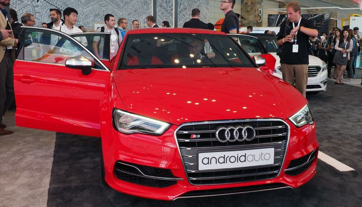 Google gives us a simulated ride with Android Auto